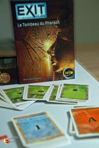 Exit carte jeu