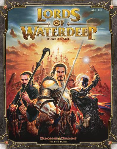 lords of waterdeep x