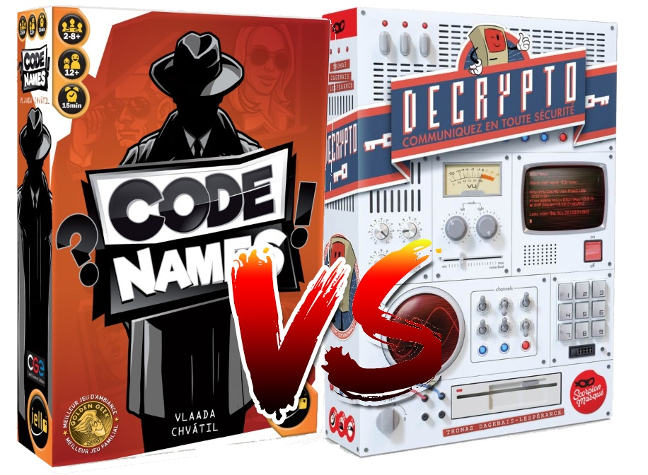 decrypto vs codenames