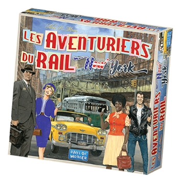 aventuriers du rail new york
