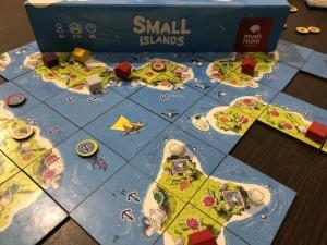 small islands jeu