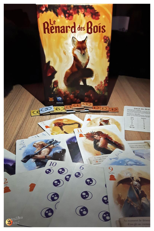 le renard des bois